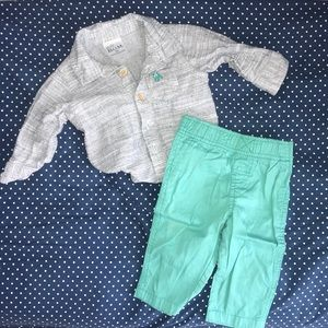 2 piece Boys set